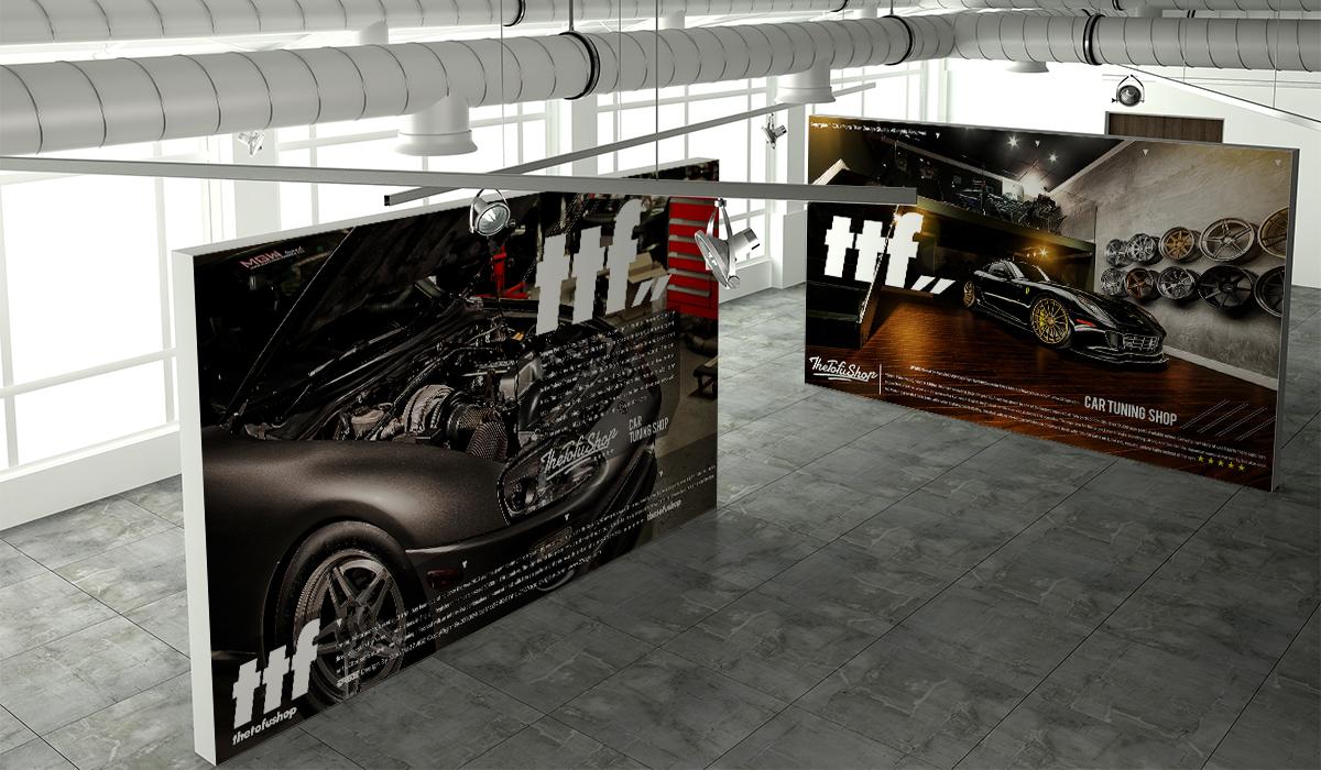TTF海报展示